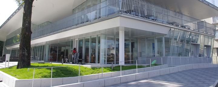 カフェソネス・佐賀大学美術館