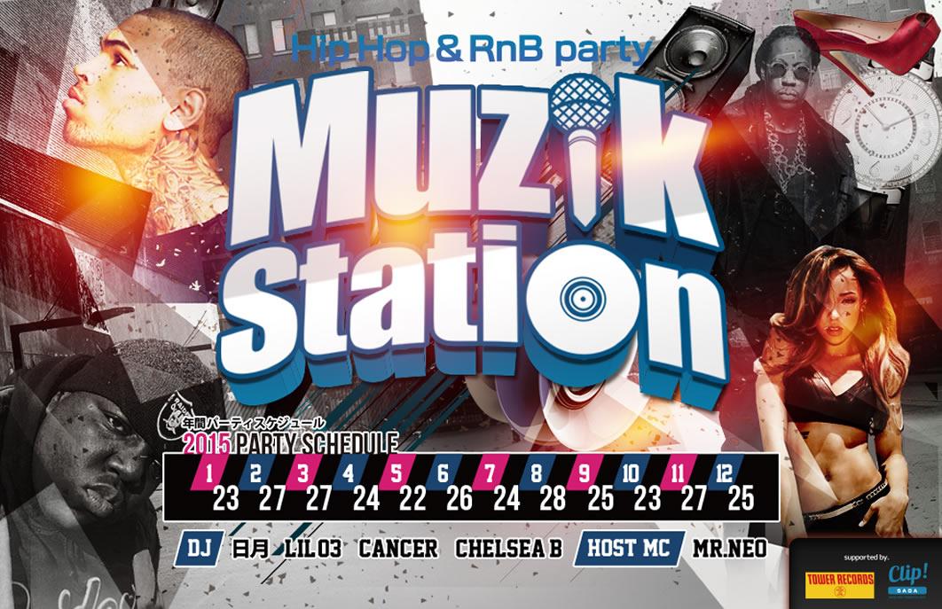 MUZIK STATION