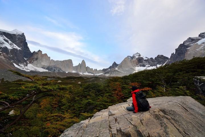 チリ|パイネ国立公園