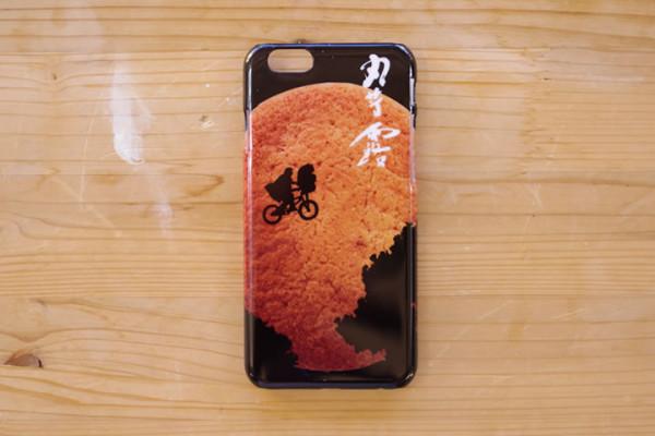 丸芳露iPhoneケース