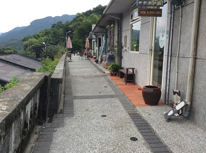 台湾の猫村「猴硐猫村」