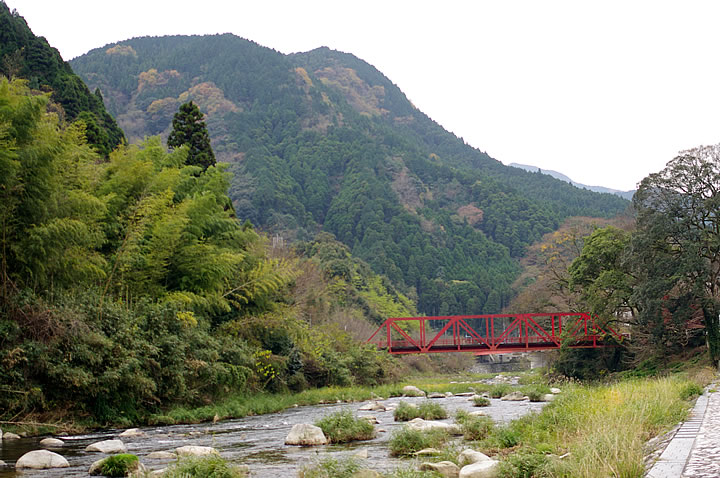 富士町・古湯温泉