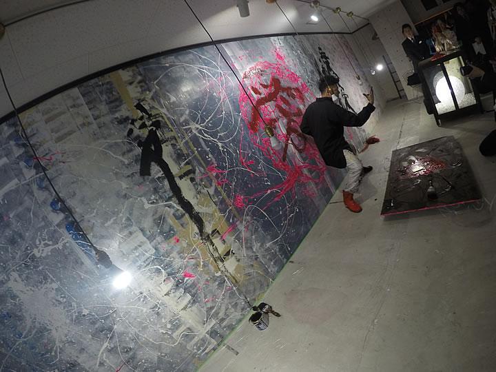 アート展示会 - オーケストラ