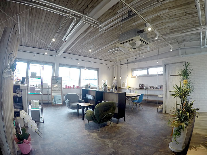 佐賀市開成 美容室「Place」