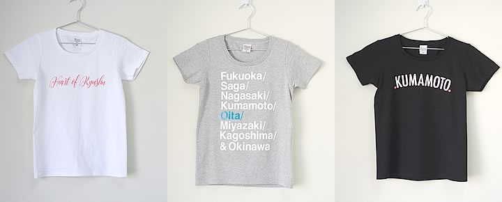 チャリティーTシャツ