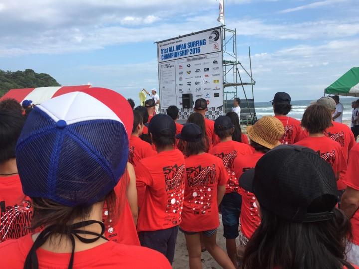 全日本選手権開催されました。
