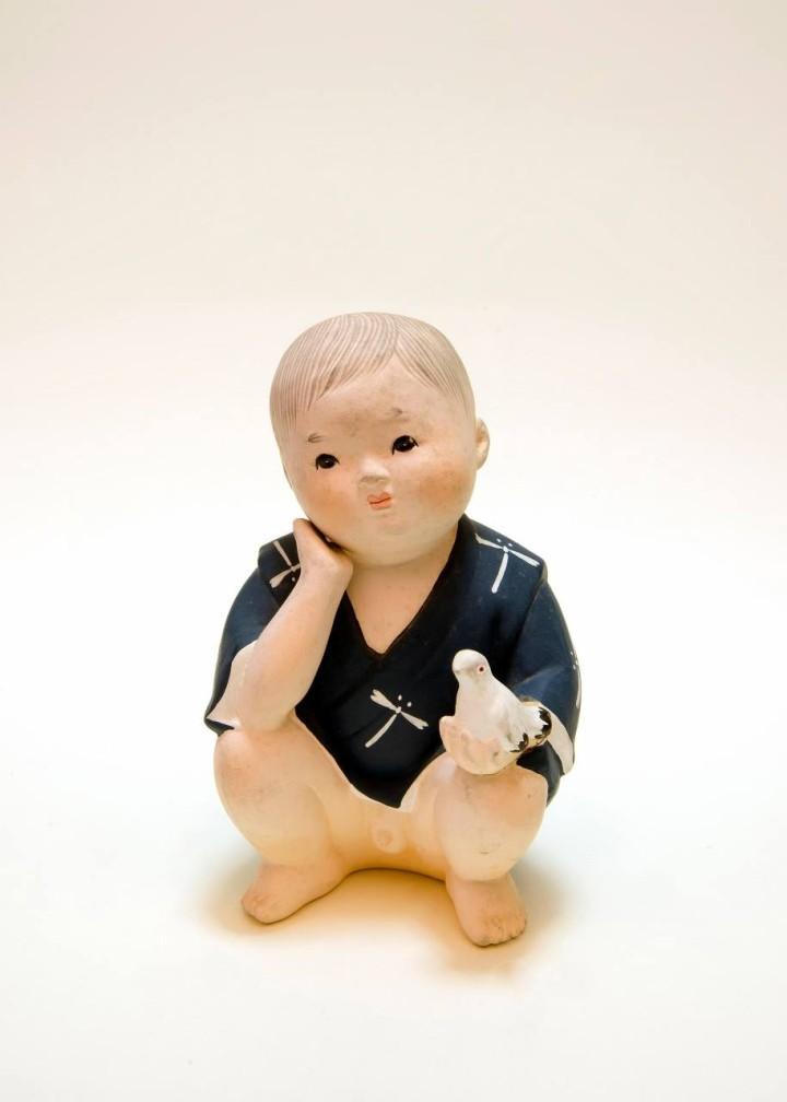 博多人形(福岡)©Kyoichi Tsuzuki