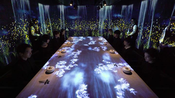 佐賀牛restaurant Sagaya 銀座「世界は解き放たれ、そして連なっていく - SAGAYA」