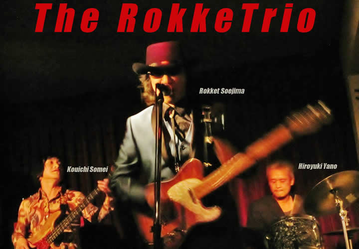 The RokkeTrio
