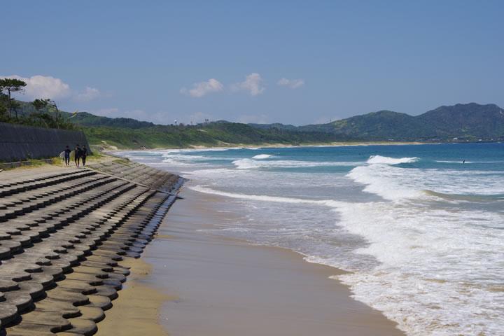 糸島 野北海水浴場(H1前)