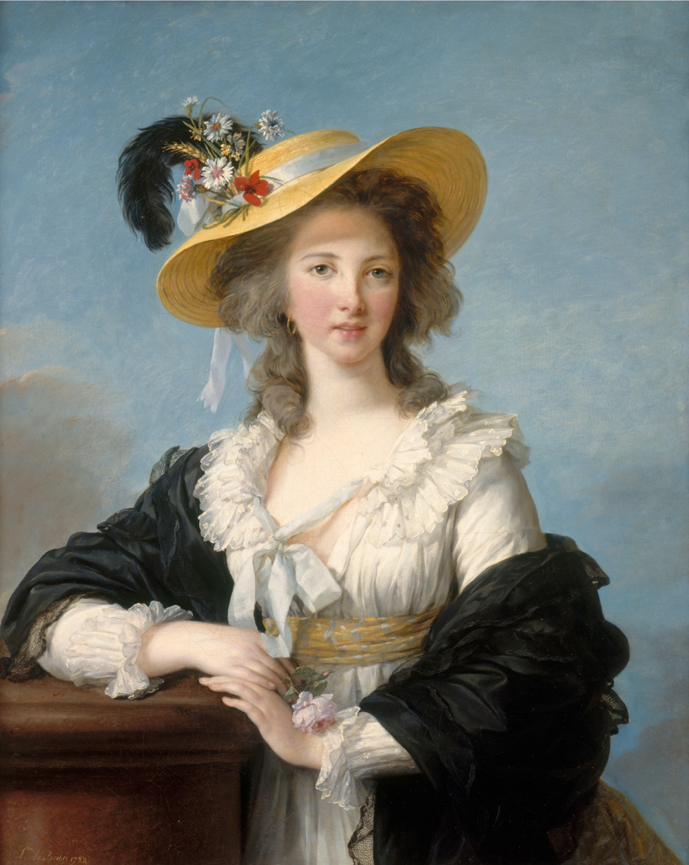 ポリニャック公爵夫人、 ガブリエル・ヨランド・クロード・マルチーヌ・ド・ポラストロン