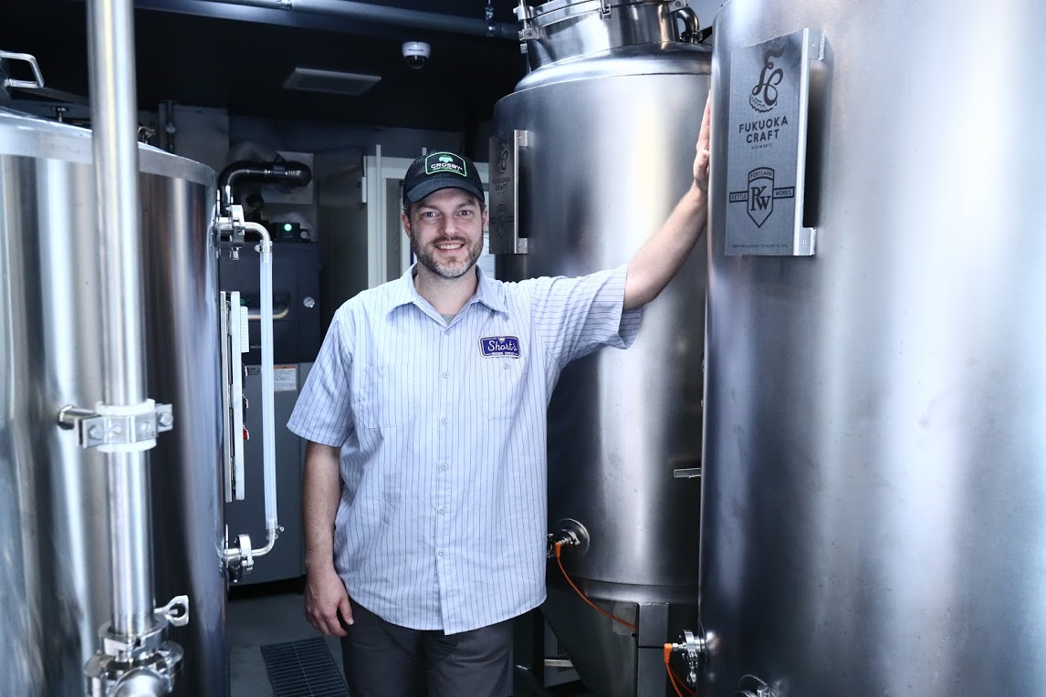 情報提供「クラフトビール FUKUOKA CRAFT」ポートランドコラボ缶ビール先行発売