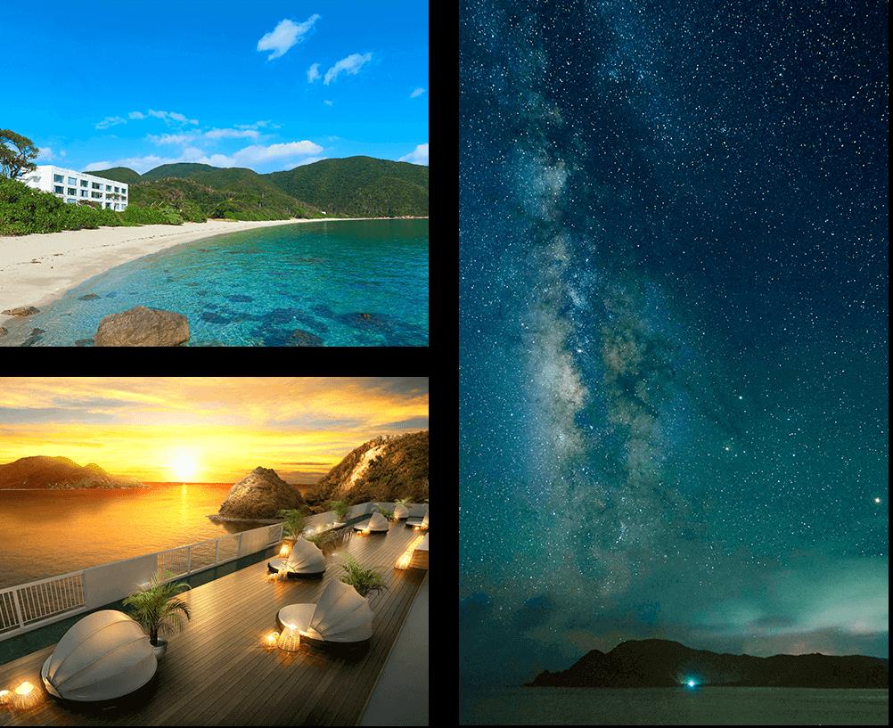 世界遺産・奄美大島/無人島サウナツアー開催-「南の楽園でととのう」